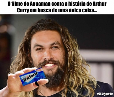 Resumo filme do Aquaman