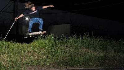 Conheça Dan Mancina, o skatista cego