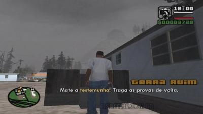 GTA San Andreas #26  Terra Ruim
