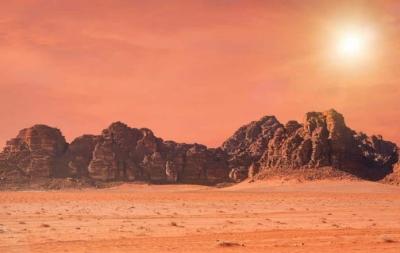 Nasa descobre dunas de areias de bilhões de anos preservadas em Marte