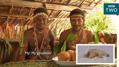 Tribos veem imagens de outros locais pela primeira vez, veja a reação deles