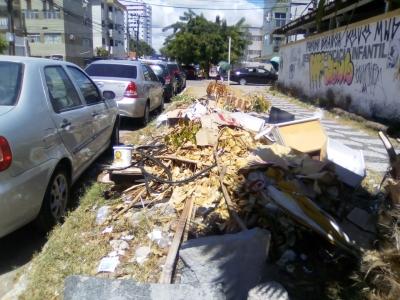 Carnaval x Lixo