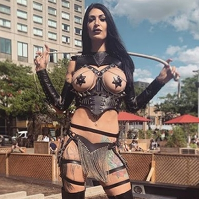 Mistress Damazonia dominatrix