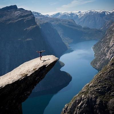 Fotografias mostram o quão somos pequenos diante da natureza