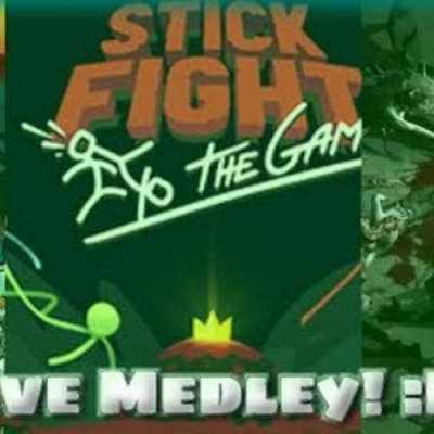 Live marotinha no Medley de games!