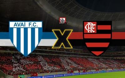 Avaí x Flamengo