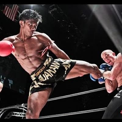 Buakaw Banchamek – Lendas do Muay Thai