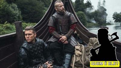 Vikings: Consegue adivinhar o nome do personagem apenas pela sua silhueta?