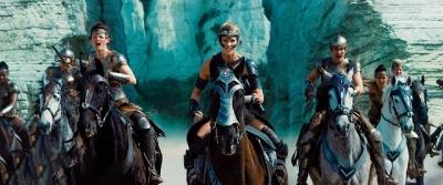 Warner trabalha em spin-off sobre as amazonas de Mulher Maravilha