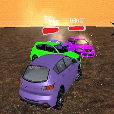 Jogo Xtrem Demolition Derby Racing