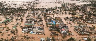 Vítimas de ciclone em Moçambique são obrigadas a trocar sexo por comida, diz ONG