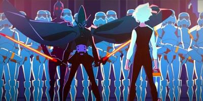 Star Wars: Visions ganha seu primeiro trailer