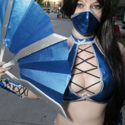 10 fotos de cosplayers mais lindas da web