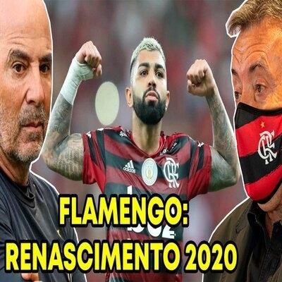 Os vingadores do Flamengo: renascimento 2020
