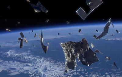 Agência Espacial Europeia planeja parceria com startup para limpeza de lixo espa
