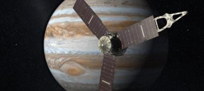 De olho em Júpiter: sonda espacial Juno completa 10 anos no espaço