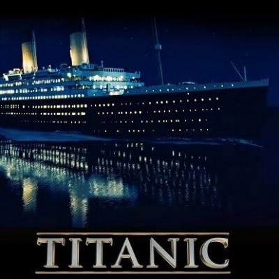 Finalmente descobriram como o Titanic de fato afundou