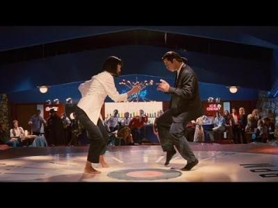 Fazendo 66 filmes dançarem ao som de Justin Timberlake