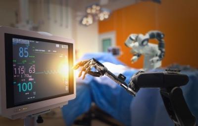 Você aceitaria ser operado por um robô?