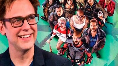 James Gunn vai comandar novos filmes na DC