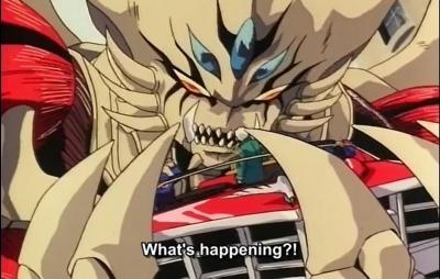 Genocyber- O anime Mais Violento Na história Da TV Aberta