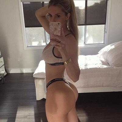 Amanda Lee, a musa fitness do corpo mais bonito do Canadá