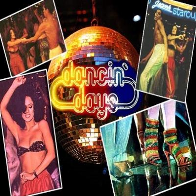 Dancin' Days -  A novela divulgou a onda disco.