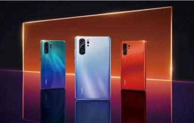 P30 é a linha da Huawei com mais celulares vendidos em menos tempo