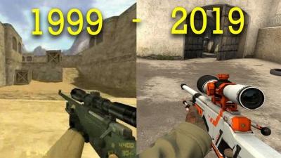 Veja a evolução completa da série de jogos Counter Strike