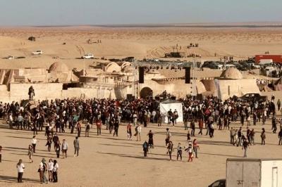Locação famosa de Star Wars terá rave de 30 horas em setembro