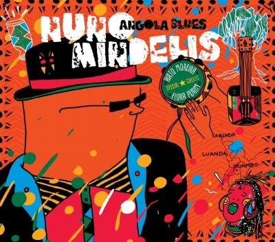 Guitarrista angolano lança álbum de blues com participações de Flora Purim e Air