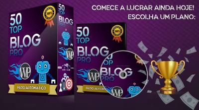 Blog Automático WordPress