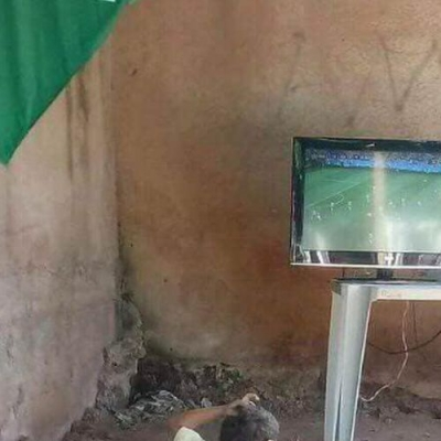 Copa no clima Globo Rural