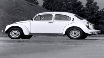 Trote do alemão Volkswagen