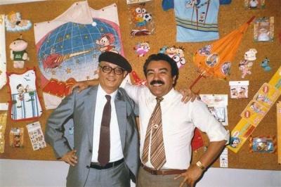 Mauricio de Sousa vai finalizar história de Osamu Tezuka