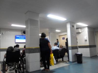 Emergência de Hospital