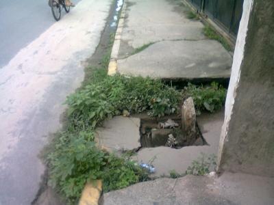 Buraco em Jaboatão