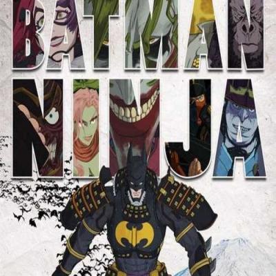 Batman Ninja – Morcego em sua versão Kawai pra Carai Desu