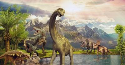 Pesquisadores desvendam o que causou a extinção dos dinossauros