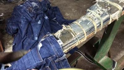 Veja como os jeans