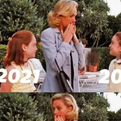 Todo mundo achando que 2021 vai ser diferente