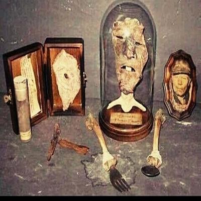 A Bizarra coleção de Ed Gein