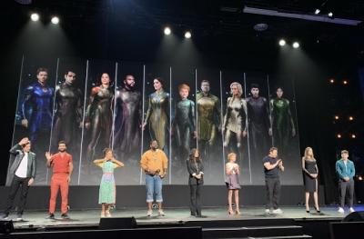 Novo filme da Marvel, Os Eternos confirma herói abertamente LGBTQ+ e deficiente