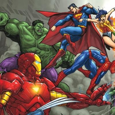 Marvel vs Dc: A resposta para definitiva quem vence