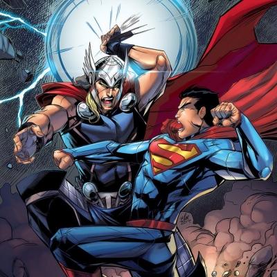 Quem tem os heróis mais poderosos, Marvel ou DC?