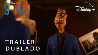 Nova animação da Disney, Soul, ganha trailer dublado e inédito