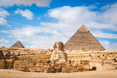Arqueólogos descobrem 'túmulos misteriosos' da era de Cleópatra