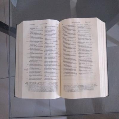 Vulgata - a Bíblia em Latim