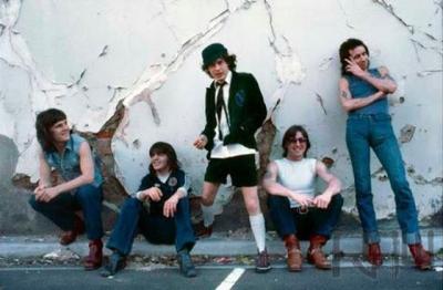 Fotos raras de bandas antes de serem famosas