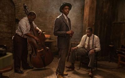 Último filme de Chadwick Boseman ganha seu primeiro trailer